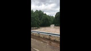 Viewer Video: Flooding Hits Adolphus, Kentucky - Video