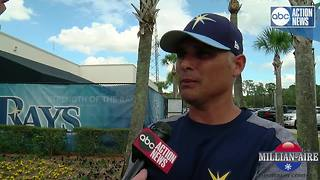 1 on 1 with Kevin Cash in Port Charlotte | Spring Training 2018 - Video