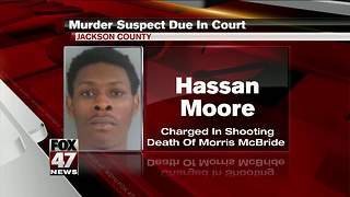 Teen's murder suspect due in Jackson court - Video