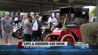 Cops and Rodders show benefits law enforcement - Video
