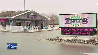 Zesty's gives back - Video