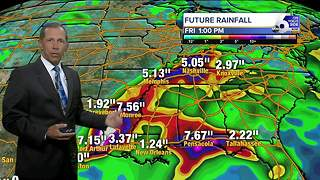 Scott Dorval's On Your Side Forecast: Tuesday, August 29,2017 - Video