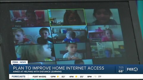 Lee County school board working to help students, teachers without internet access