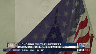 Several ceremonies held in Maryland to honor Memorial Day