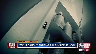Multiple students hospitalized after 14-year-old brings prescription drugs to school