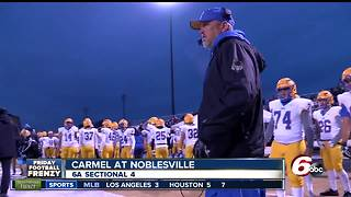 HIGHLIGHTS: Carmel 25, Noblesville 7 - Video