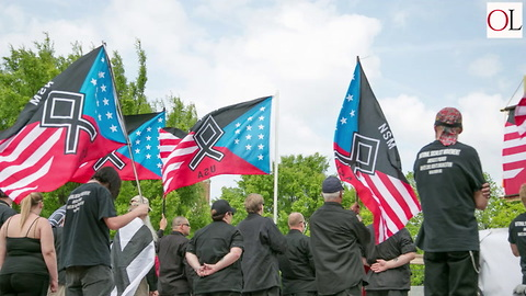 White Nationalists Hold Rally in Georgia