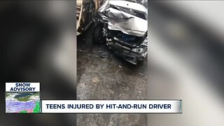 Warrensville Heights police search for hit-skip driver