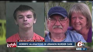 23 charges, death penalty sought against Lebanon murder suspect