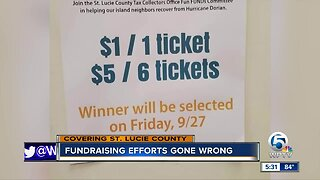 Bahamas/Office Party Fundraiser Raises Red Flags