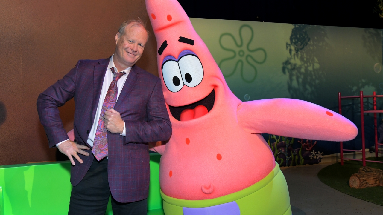 The Voice Of Patrick Star Explains The Value Of Kids' Television