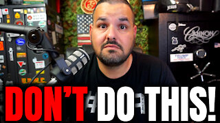 3 Things You Should NEVER Do After a Self Defense Shooting (Reaction)