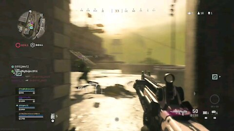 Winning with the bois(cod MW)