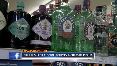 New bill would allow for home delivery of alcohol in Wisconsin