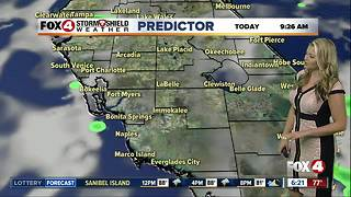 FORECAST: Hot & Humid Weekend with Storm Chances - Video