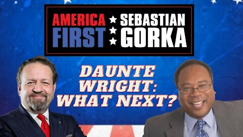 Daunte Wright: What next? Horace Cooper with Sebastian Gorka on AMERICA First
