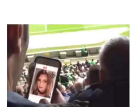 Bored Celtic Fan Turns to Tinder in Hope of Better 'Match' There