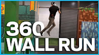 360 Wall Run Tutorial – Parkour and Freerunning: How To - Video