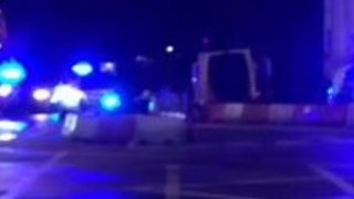 Incident Involving Pedestrians Reported on London Bridge - Video
