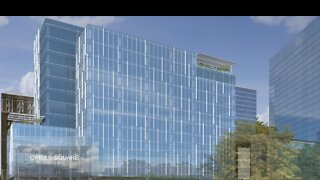 """""""Circle Square"""" looking for tenants in 13-story office building planned for University Circle"""