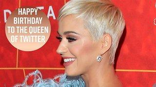 Proof that Katy Perry still rules Twitter - Video