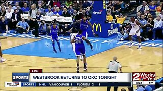 Preview of Russell Westbrook's Return