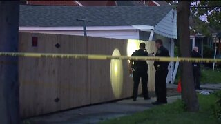 Detroit police investigating several shootings over the weekend