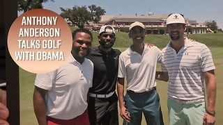 Golfing with Obama isn't actually politically correct - Video