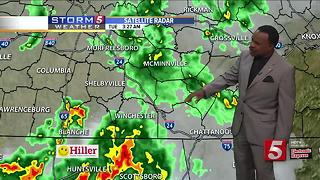 Lelan's Early Morning Forecast: Tuesday, July 4, 2017