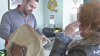 Excitement Builds for Fans and Business Owners Ahead of Packers Playoff Game - Video
