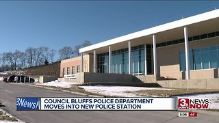 CBPD moves into new police station