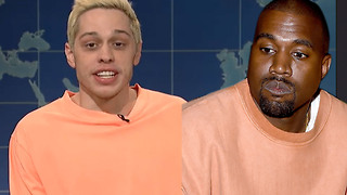 Ariana Grande & Pete Davidson Roasts Kanye West