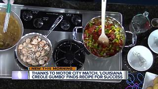 'Louisiana Creole Gumbo' Finds Recipe for Success in Detroit - Video