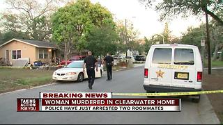 69-year-old woman killed, left in home for two weeks by tenants - Video