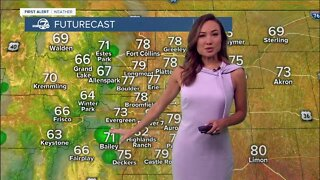 Stormy weather pattern ahead for Colorado