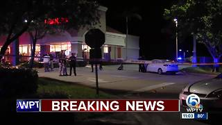 Shots fired during domestic dispute near Publix in West Palm Beach
