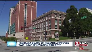 UNMC renovation projects move forward - Video