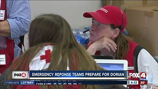 Emergency response teams prepare for Dorian in Southwest Florida