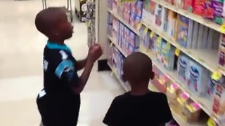 How to Handle Children at the Grocery Store - Video