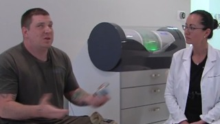 New dental technology helping veterans - Video