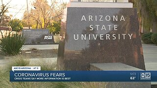 Health officials say several samples for coronavirus in Arizona have been sent to CDC