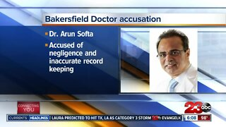 Kern County doctors facing accusations