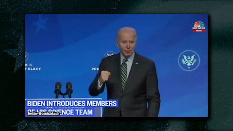 This Can't Be Our Guy: Joe Biden Has Another Vulnerable Moment On Stage, Plans For Day One in Office