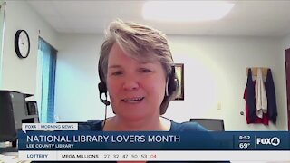 National Library lovers month
