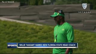 Willie Taggart named new Florida State head coach - Video