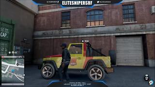 Watch Dogs 2: How to drive the Jeep from Jurassic Park - Video