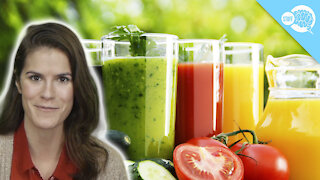 BrainStuff: Do Juice Cleanses Actually Work?