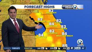 South Florida weather 11/5/17 - 6am report - Video