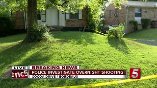 Man Critically Injured In Bordeaux Shooting - Video