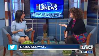 48-hour Spring getaways - Video